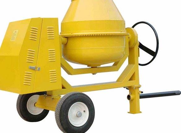 concrete mixer electric motor