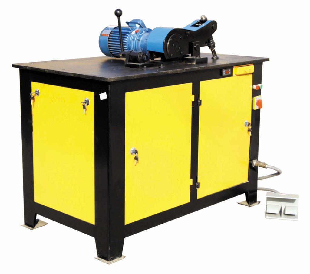 EL-DDG12A rolling coil machine