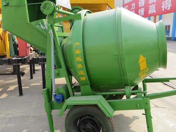 JZC250 concrete drum mixer