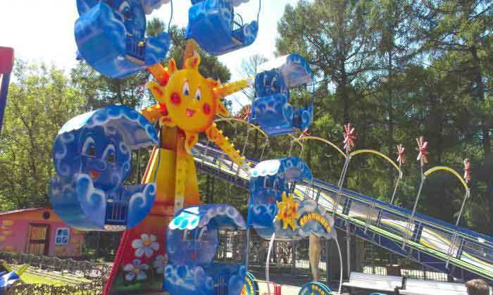Mini Ferris Wheel For Park