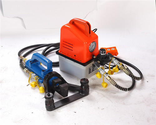 RB32 Hydraulic portable rebar bender