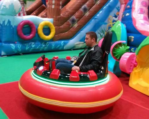 Buy inflatable bumper cars