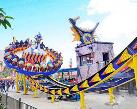 Amusement Park Disco Rides For Sale