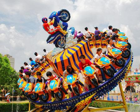 Buy Amusement Park Disco Rides