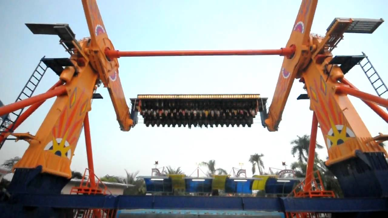 thrill ride top spin for sale