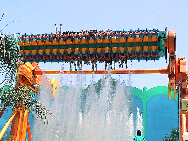 amusement park ride top spin ride for sale