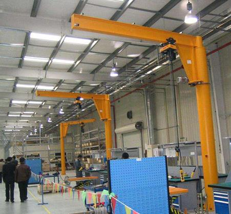Understanding Jib Cranes And What They Do