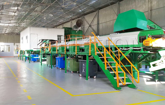 Affordable Beston Solid Waste Management Plant Cost