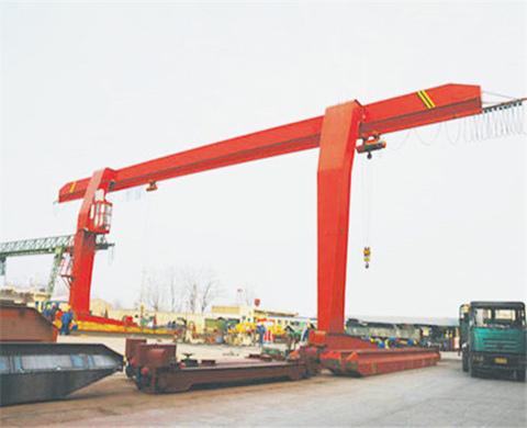 excellent 5 ton crane