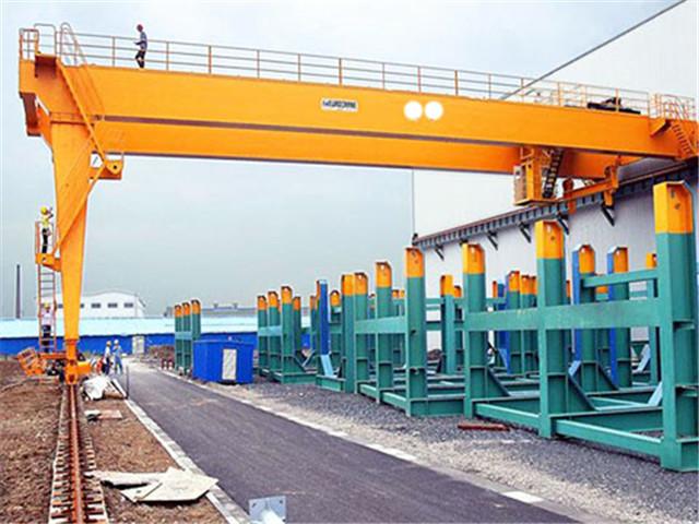 Semi 16 ton gantry crane